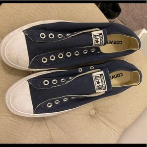 Converse Slip ons Size 9